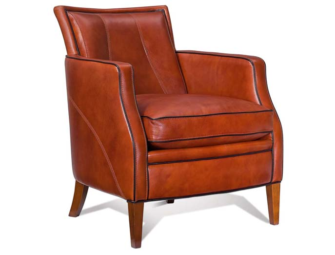 Mulleman meubelen Agora klassiek fauteuil