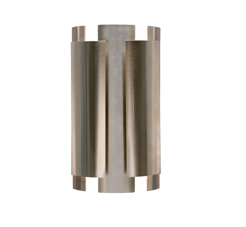 BD Design wandlamp 3001 brons