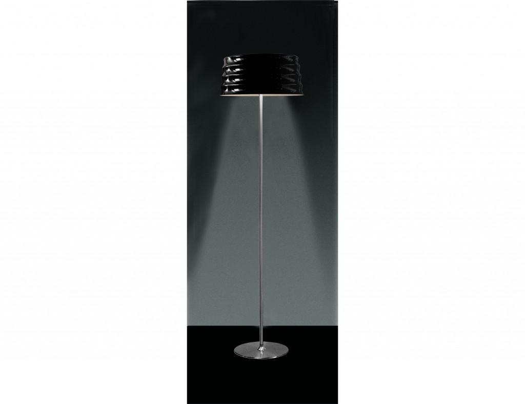 CHI vloerlamp black Penta