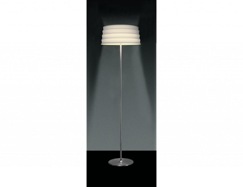 Penta CHI vloerlamp white