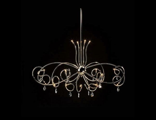 Florence kroon hanglamp Ben Demmers BD design klassieke verlichting