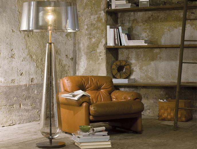 Penta vloerlamp New Classic