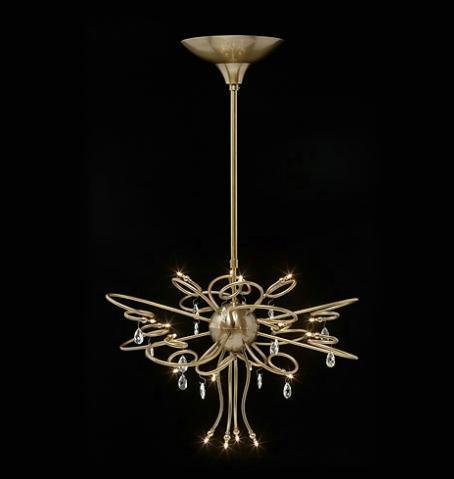 BD design Jupiter hanglamp