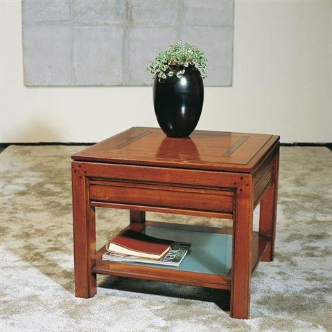 Kersenhouten salontafel klassiek dekoninck chevalier - Eigentijdse meubelen ...