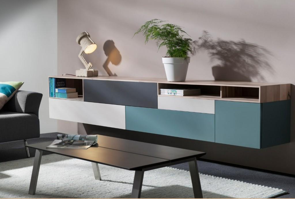 Interstar design tv dressoir   Hoogebeen Interieur
