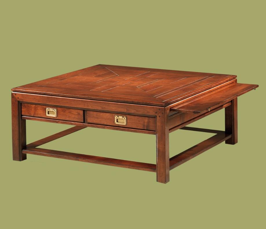DeKoninck Chevalier klassiek kersen houten salontafel