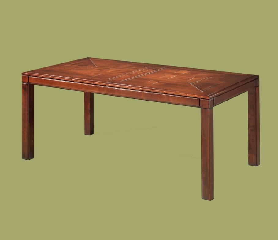 DeKoninck Chevalier klassiek kersen houten tafel