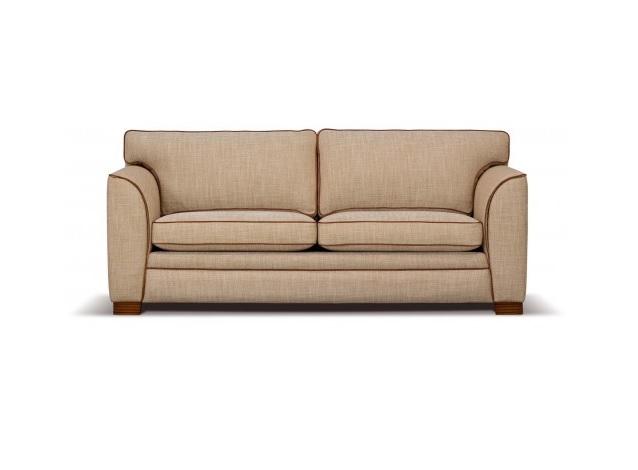 Mulleman meubelen Trento klassieke bank stof