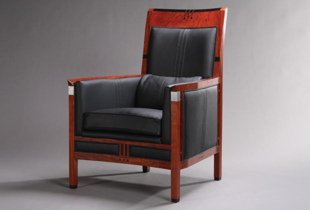 Schuitema Charles fauteuil Art Deco Decoforma