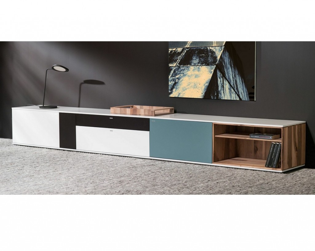 Interstar design tv dressoir   Hoogebeen Interieur