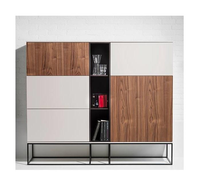 Interstar design kast hoogebeen interieur - Eigentijdse designer kasten ...