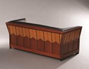 Schuitema Lawrence bank Art Deco meubelen