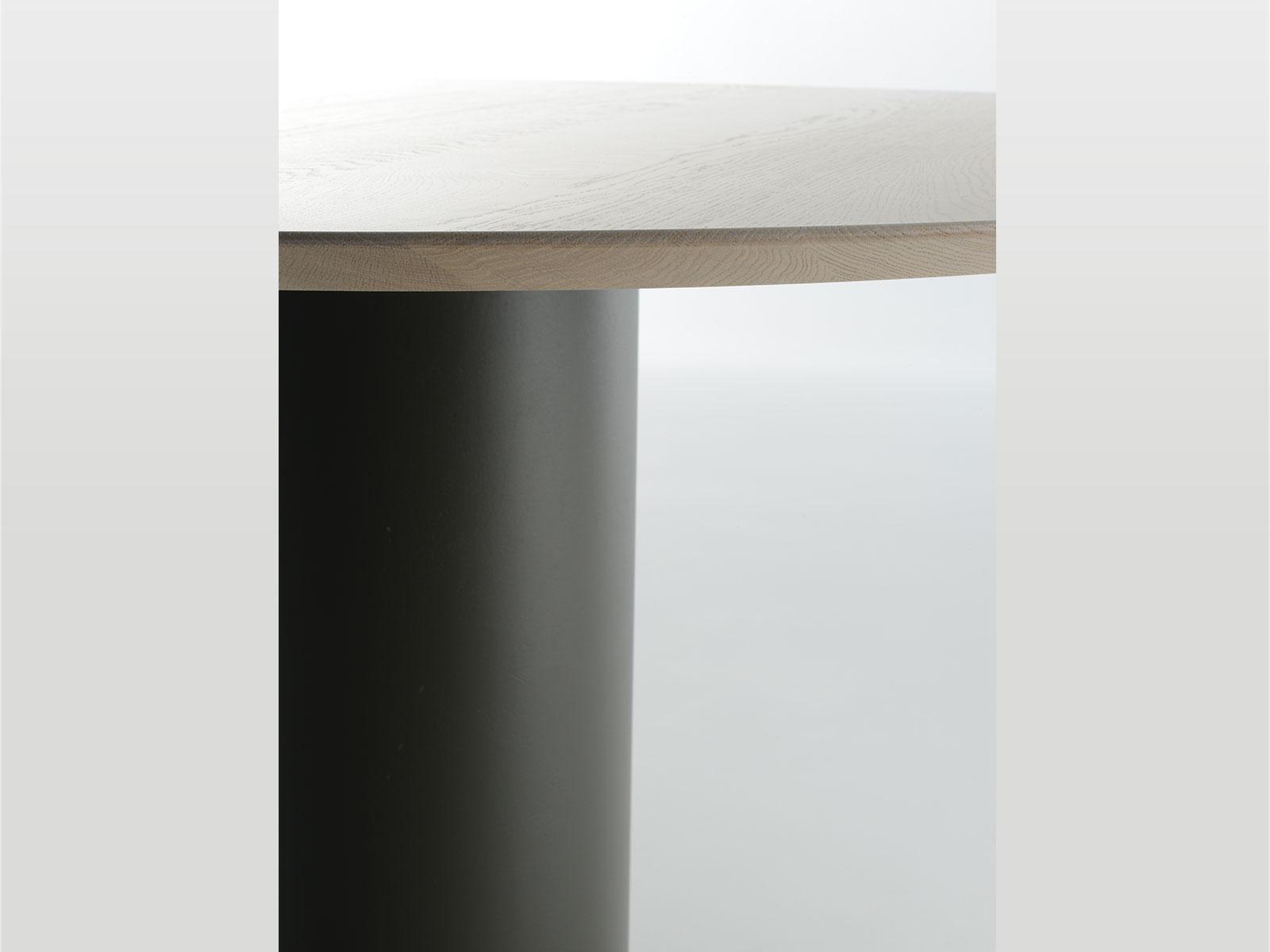 Oval detail verjongd blad