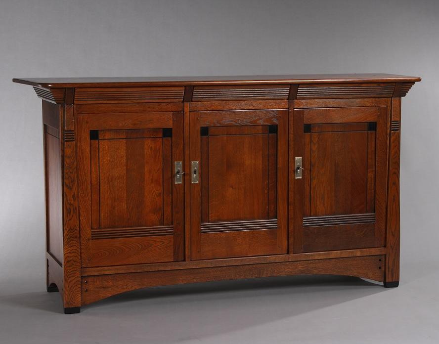 Schuitema Jugendstil Art Nouveau dressoir