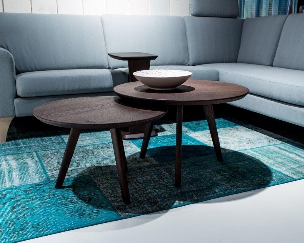 BKS Fjord ronde salontafels