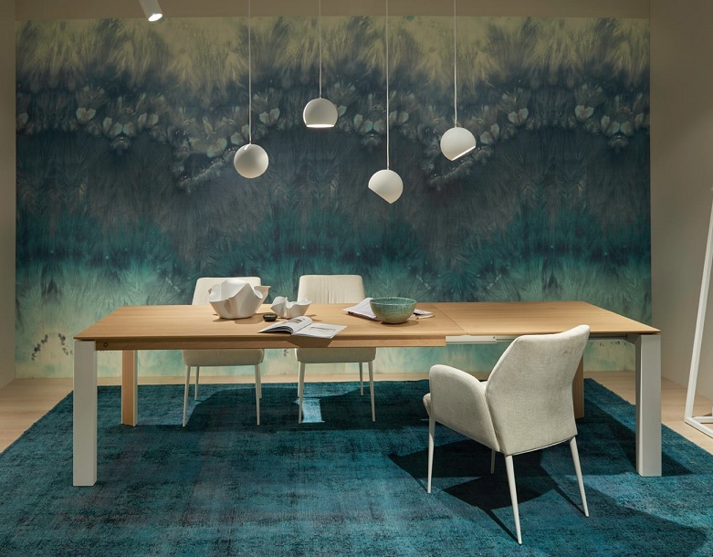 Mobitec Oxford uitschuiftafel table collection