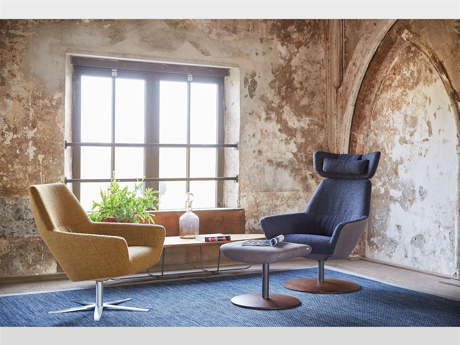 Bert Plantagie Zyba fauteuils
