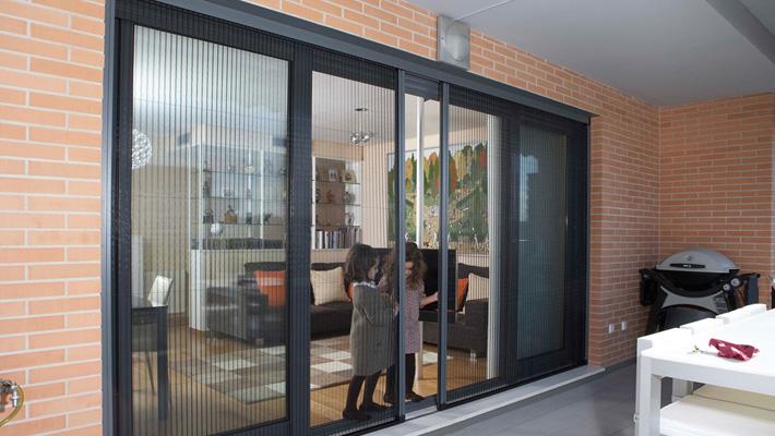 Luxaflex deurhorren