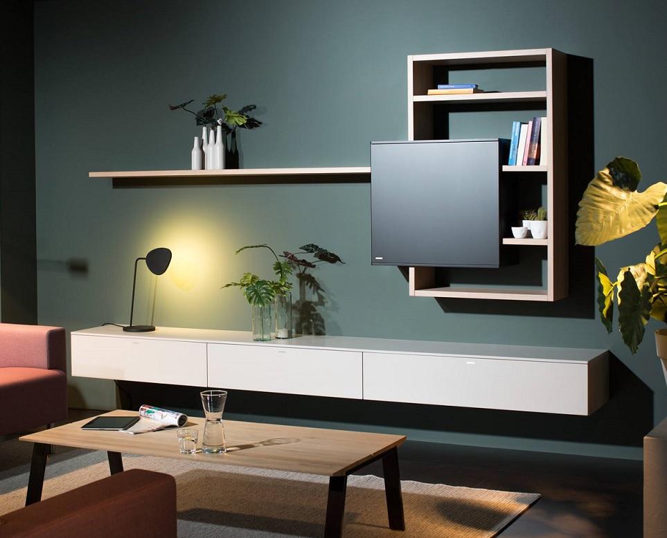 Interstar zwevend tv meubel