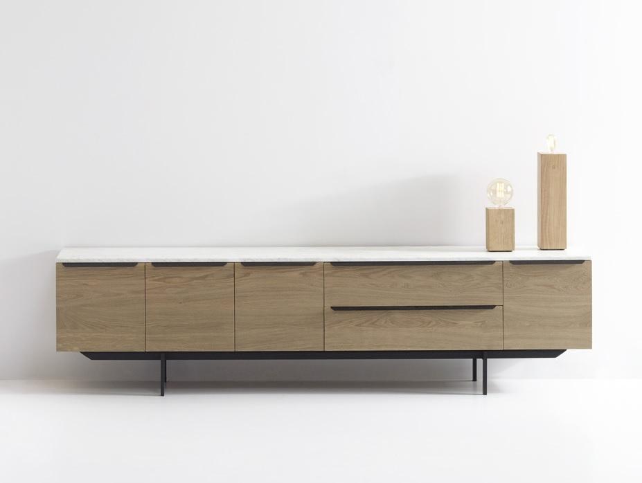 Micheldenolf Carrara tv dressoir