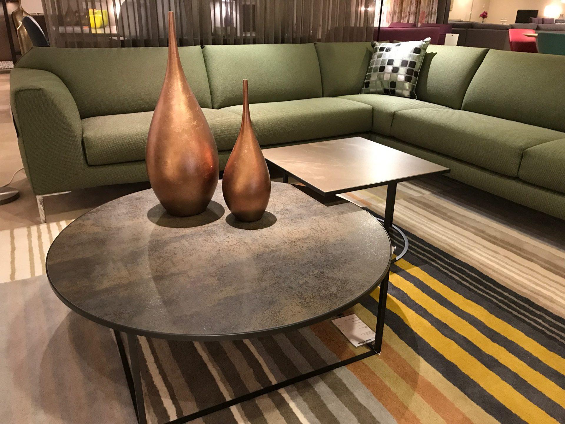 Keramische salontafel
