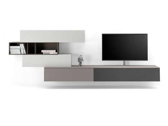Spectral Next hangend tv dressoir
