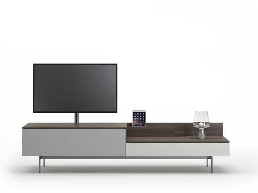Spectral Next modern tv meubel op poten