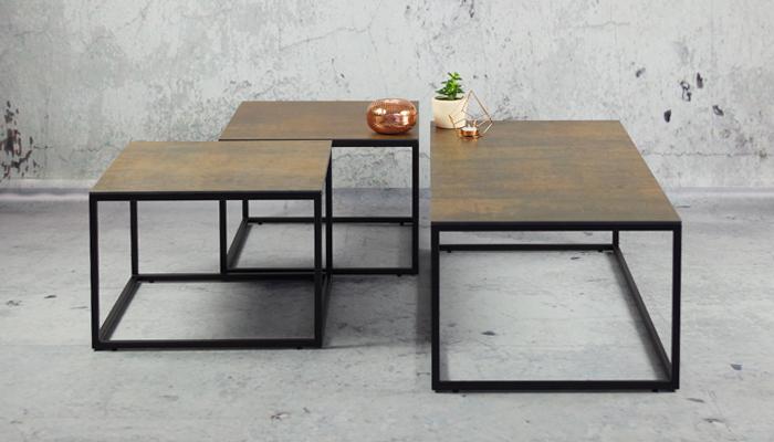 Select Design Rubix salontafel