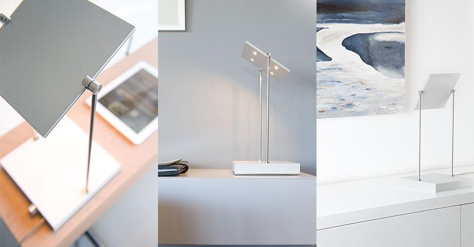 Ferrolight Pixel design bureaulamp
