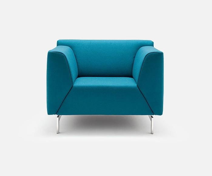 Rolf Benz Linea fauteuil