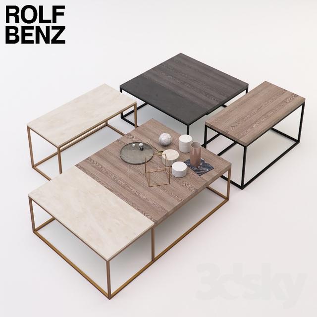 Rolf Benz 985 salontafels