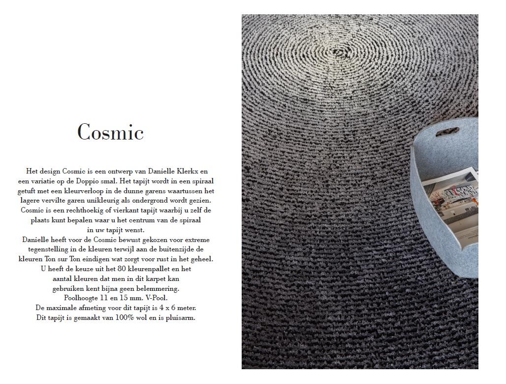 Millenerpoort Cosmic kleed