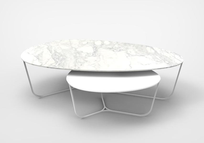 Metaform Nobby keramische salontafel