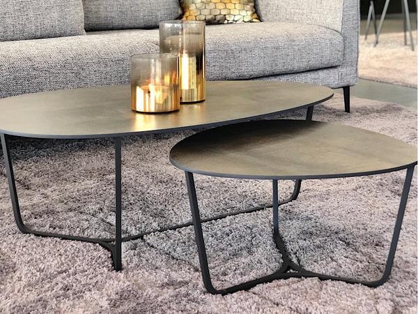 Metaform Nobby ceramic coffee table set