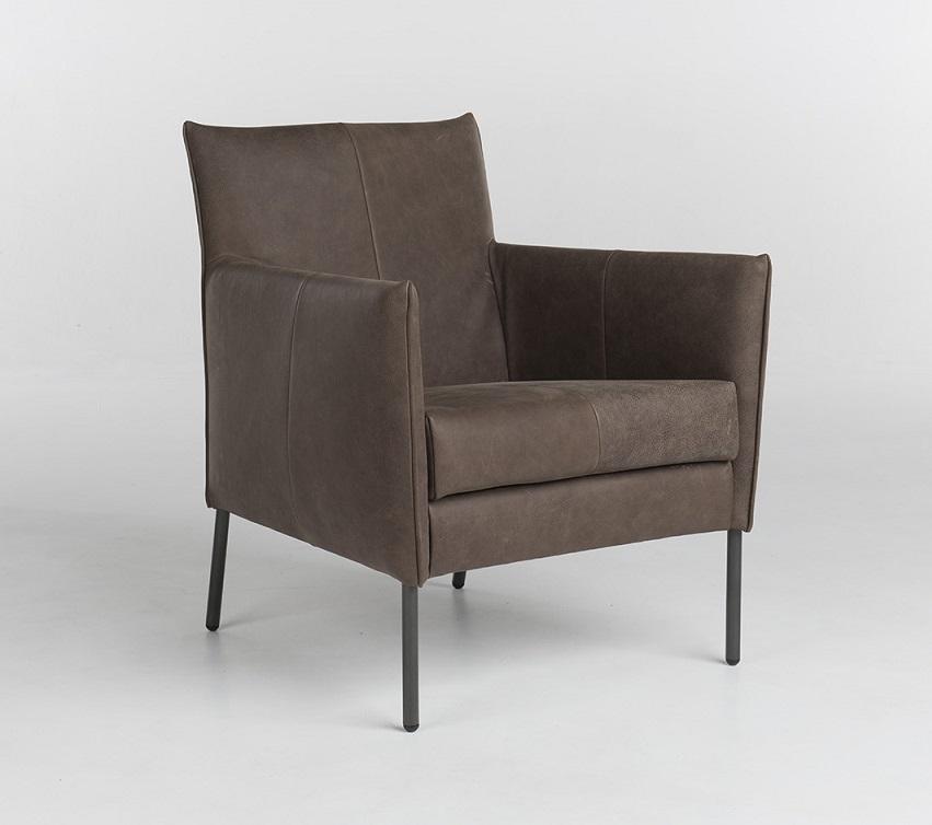 Bert Plantagie Brown Dalia fauteuil