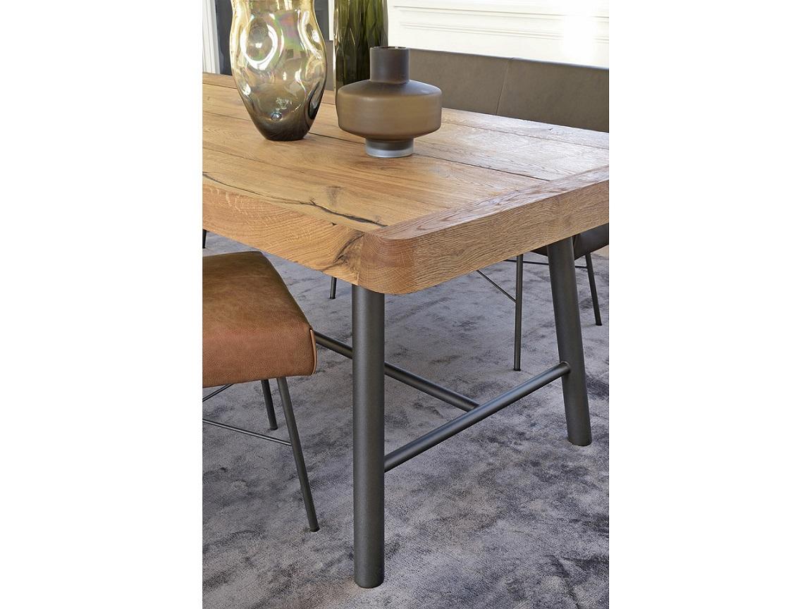 Bert Plantagie Brown Mount robuuste tafel