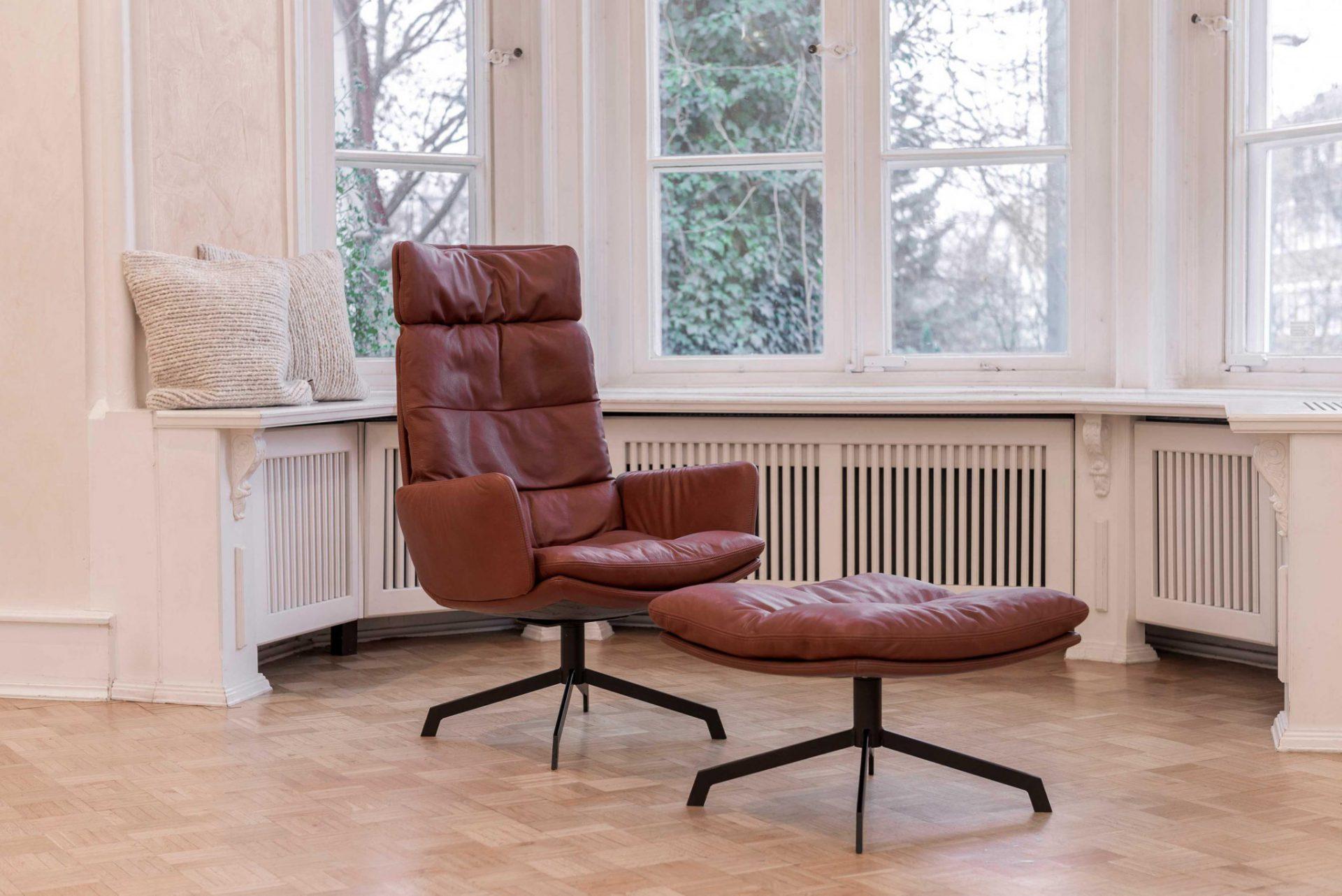 KFF Arva fauteuil sfeer