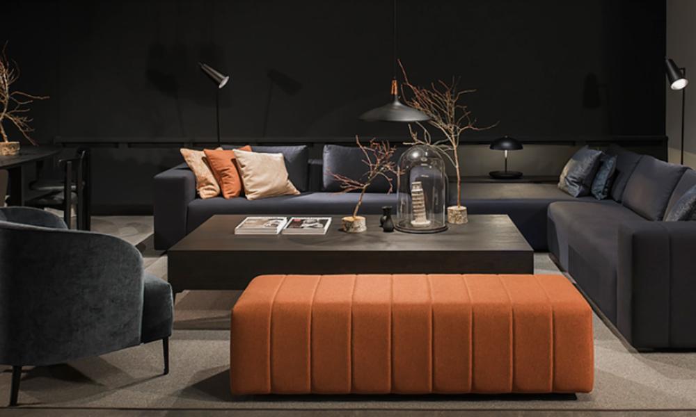 Hofstede Raanhuis Basso corner sofa
