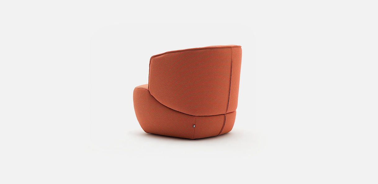 Rolf Benz 384 fauteuil