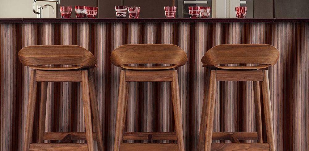 Rolf Benz 650 bar stool