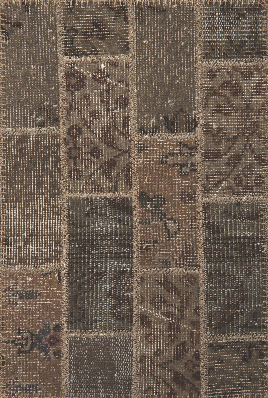 Brinker Vintage Anthracite tapijt
