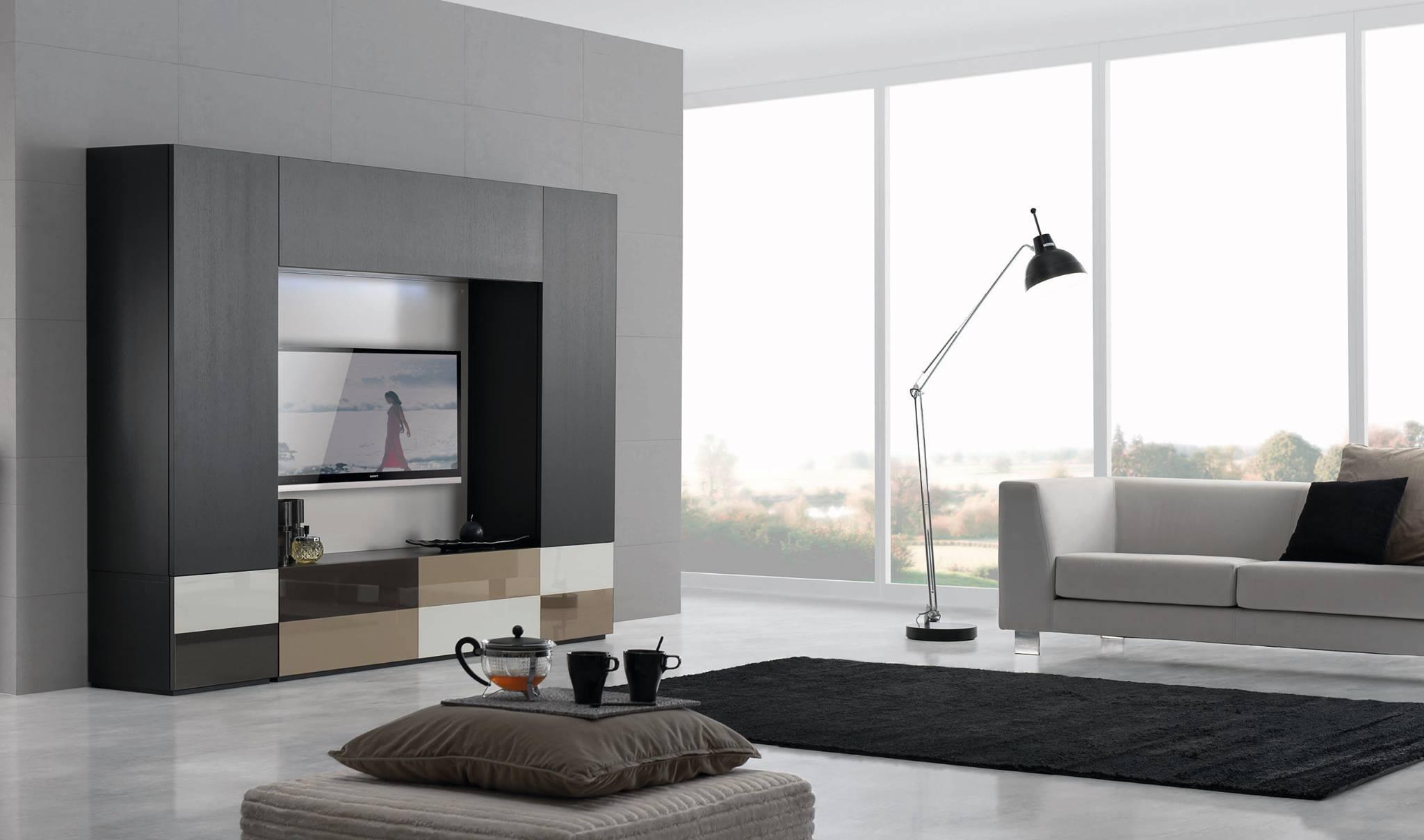Clara Home Porto tv wandkast